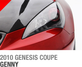 2010 GENESIS COUPE - GENNY
